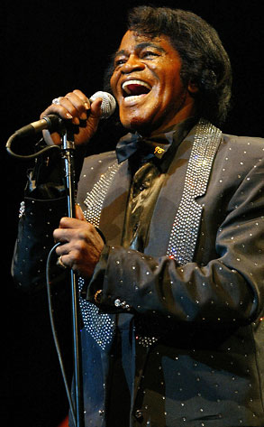James Brown Passing
