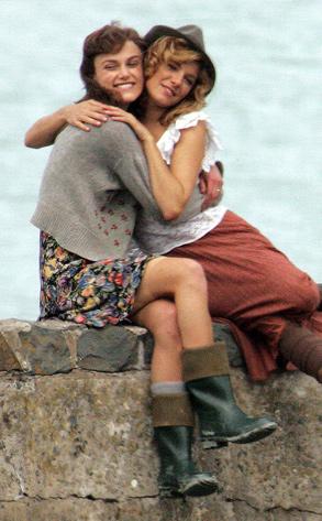 Keira Knightley, Sienna Miller