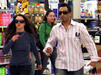 Britney Spears, Adnan Ghalib