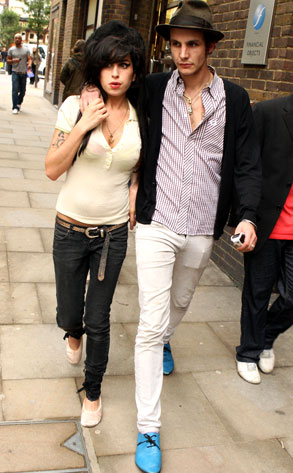 Amy Winehouse S Ex Husband Blake Fielder Civil In A Coma After Alleged Overdose E Online Ca