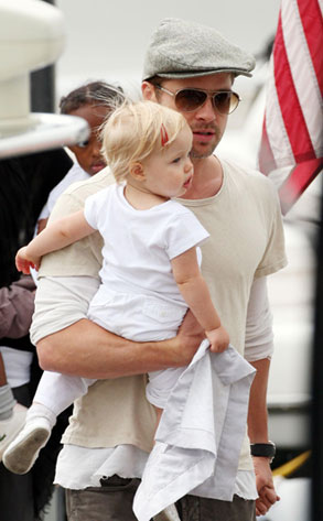 Brad Pitt, Shiloh Pitt