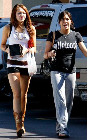 Miley Cyrus, Mandy Jiroux