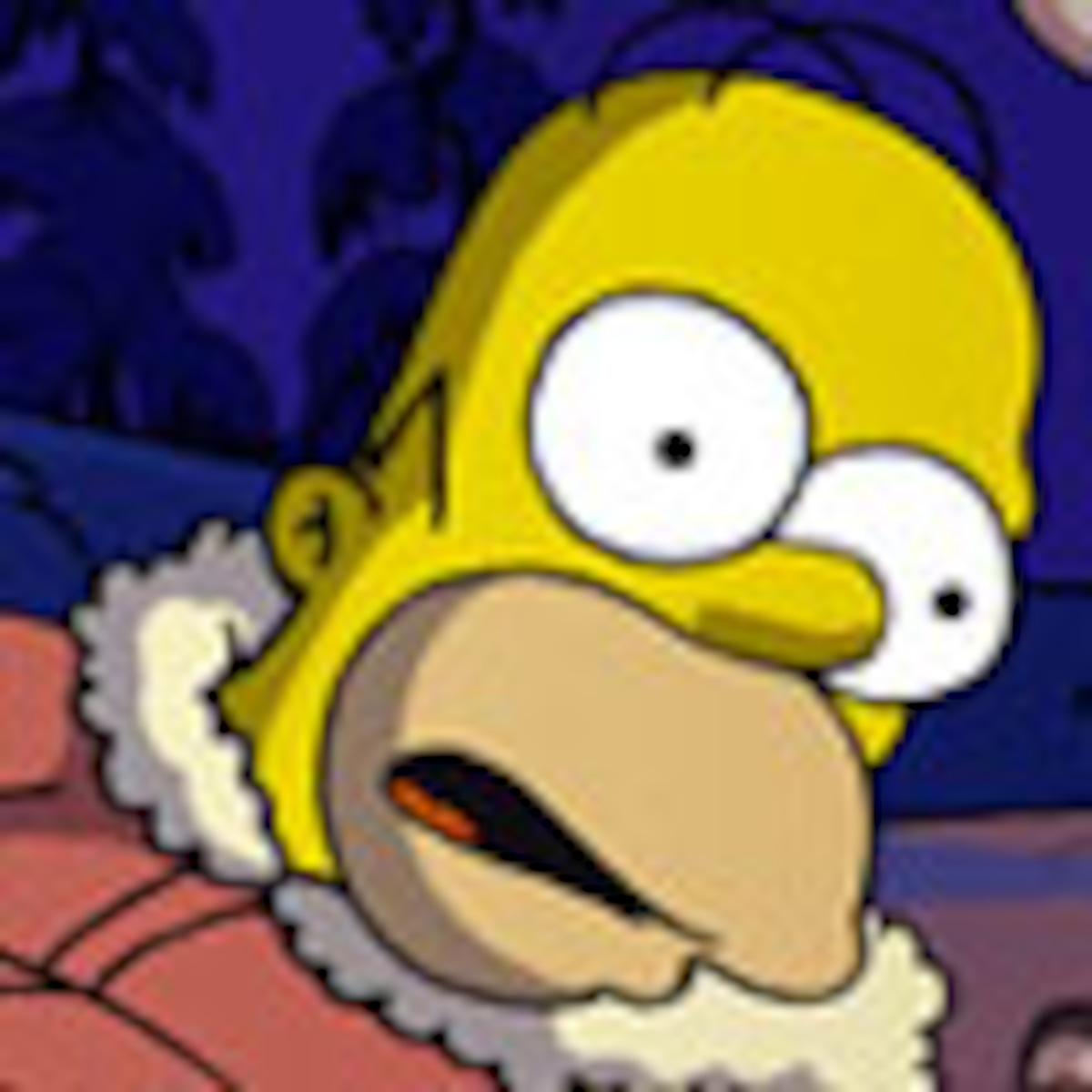 The Simpsons Movie E News Canada