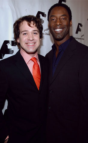 T.R. Knight, Isaiah Washington