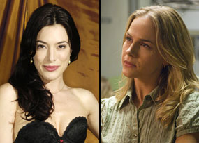 Jaime Murray, Julie Benz