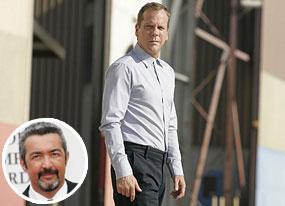 Kiefer Sutherland, Jon Cassar