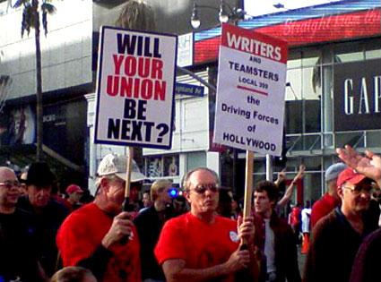 Writers' Strike